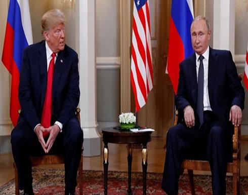 ترمب: أنا الرئيس الأكثر حزماً حيال روسيا