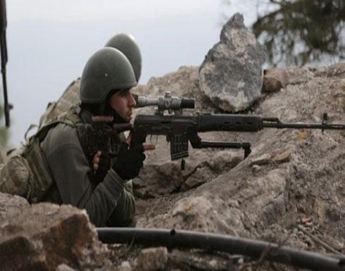 القوات التركية تسيطر على جبل دارمق الاستراتيجي بعفرين