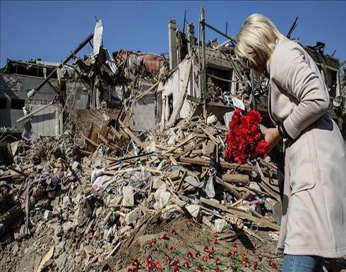 """أذربيجان.. ارتفاع قتلى القصف الأرميني على """"كنجة"""" إلى 10"""
