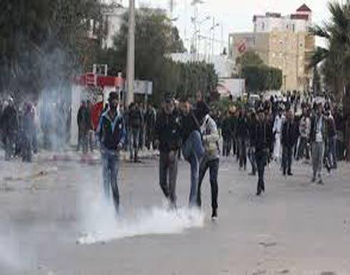 """تونس تعلن حصيلة """"مواجهات الاثنين"""""""
