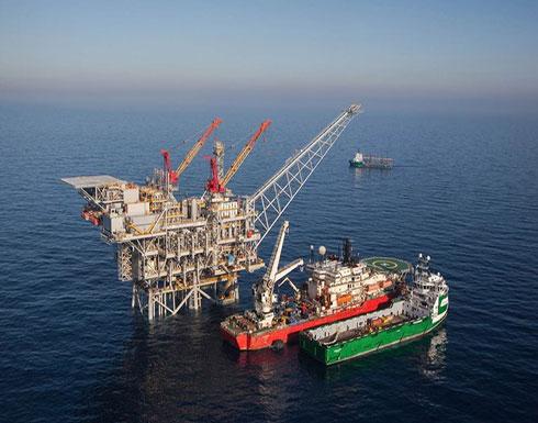 مصر تبدأ باستيراد الغاز الإسرائيلي منتصف يناير المقبل