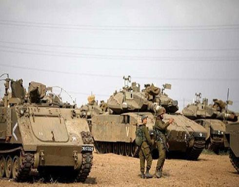 الجيش الإسرائيلي يعزز قواته عند قطاع غزة