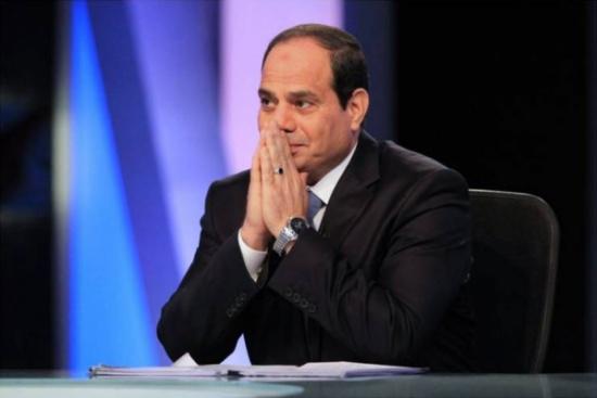 """أول تعليق من الرئيس السيسي بعد حادثة """"الطائرة المنكوبة """"!"""