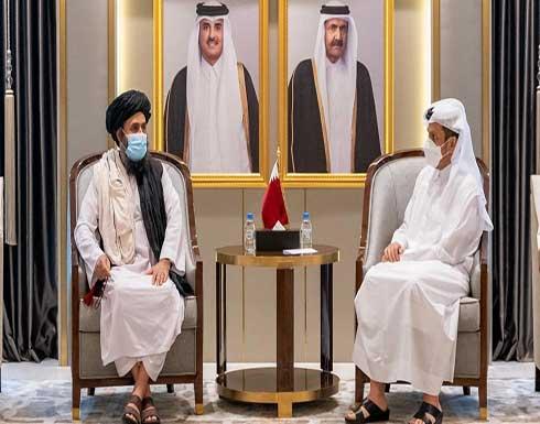 قطر تبحث مع طالبان في كابل نقل السلطة وتشكيل الحكومة