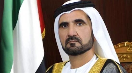 محمد بن راشد يعلن الهيكل الجديد لحكومة الإمارات