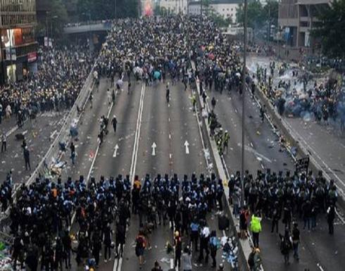الولايات المتحدة توسع العقوبات ضد الصين بسبب هونغ كونغ
