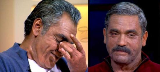 مظهر أمير كرارة بعد التسعين يبكي شقيقه احمد… فيديو