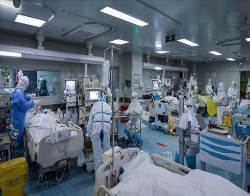 فرنسا.. 136 وفاة وأكثر من 12 ألف إصابة جديدة بفيروس كورونا