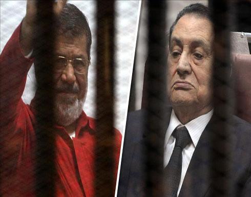 """نجل مرسي: والدي لم يطلب شهادة مبارك في """"اقتحام السجون"""""""