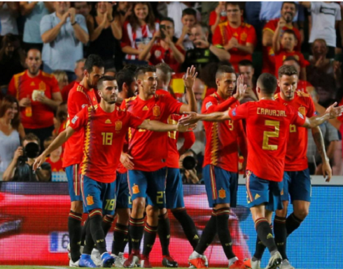 إسبانيا تذيق كرواتيا وصيفة بطل كأس العالم أكبر هزيمة في تاريخها