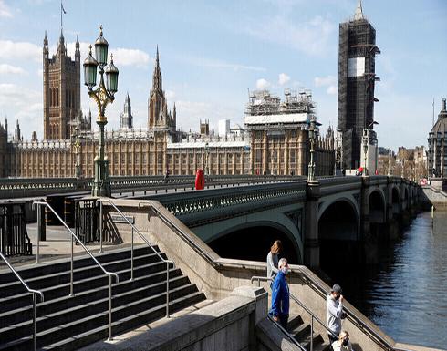 بريطانيا تسجل 3899 إصابة و18 وفاة جديدة بفيروس كورونا