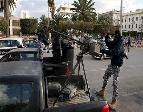 """حكومة """"الوفاق"""" الليبية تعلن أسر """"مجموعة"""" من قوات حفتر"""