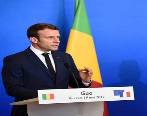 ماكرون يطالب بدور أوروبي ألماني أكبر ضد المتشددين في مالي