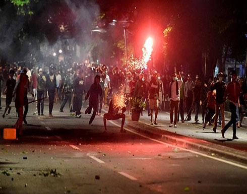 شاهد : إندونيسيا: أعمال عنف بعد الانتخابات
