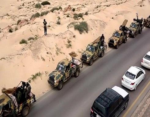 ليبيا.. تعزيزات إلى طرابلس وطائرات الوفاق تقصف الجيش