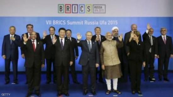 """اجتماع لقادة """"بريكس"""" في الهند"""