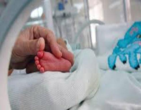 صورة : سيدة تضع 5 توائم في مصر  بعد وفاة طفلتها الأولى منذ عامين