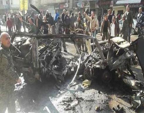 انفجار يستهدف قافلة في حمص.. وتنظيم الدولة يتبنى