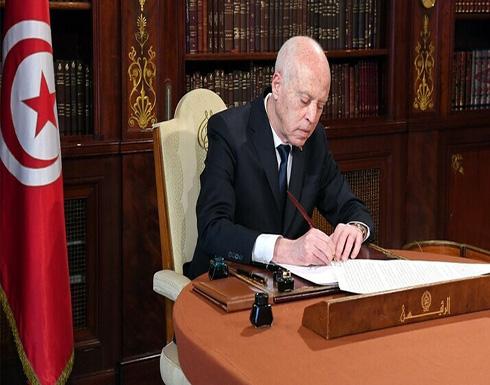 بخط يده.. الرئيس التونسي يوجه كتابا إلى رئيس الحكومة بخصوص التعديل الوزاري