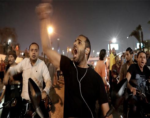 شاهد : استمرار التظاهر في مصر لليوم السابع
