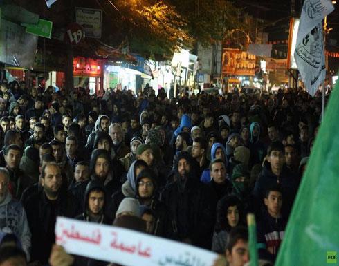 الفصائل الفلسطينية تدعو إلى مسيرات غضب ضد إعلان ترامب القدس عاصمة لإسرائيل
