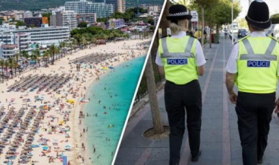 سائحة بريطانية تعرّضت لاغتصاب جماعي في إسبانيا