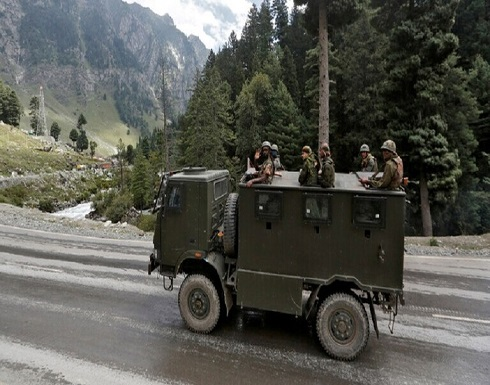 وسائل إعلام: المسلحون يكثفون نشاطهم في كشمير تزامنا مع الانسحاب الأمريكي من أفغانستان