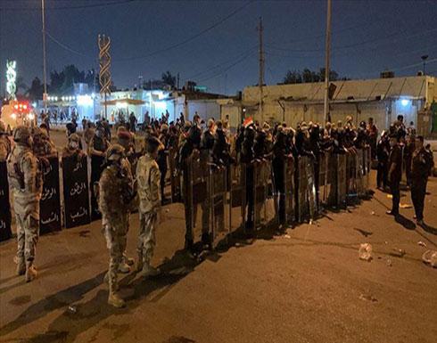 حكومة عبد المهدي تدفع بتعزيزات عسكرية وأمنية في بغداد والبصرة