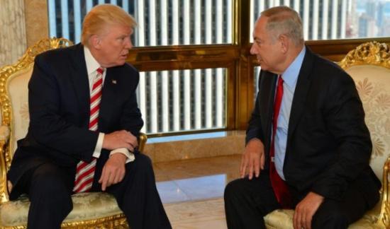هل يعلن لقاء نتنياهو وترمب وفاة حل الدولتين؟