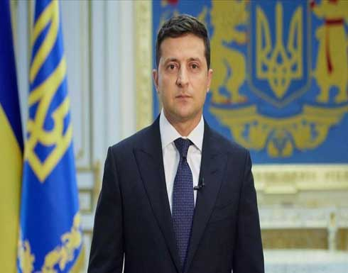 الرئيس الاوكراني يدعو لإصلاح او الغاء 'صيغة مينسك'