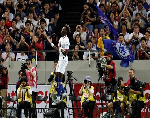 تشيلسي يهزم برشلونة بثنائية في اليابان