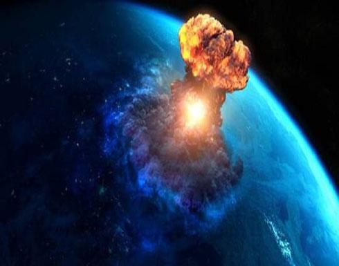 إثبات إمكانية ولادة الحياة على الأرض نتيجة سقوط كويكب
