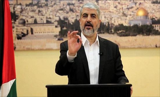 مشعل : عشائر الأردن لها سجل مشرف في معارك فلسطين