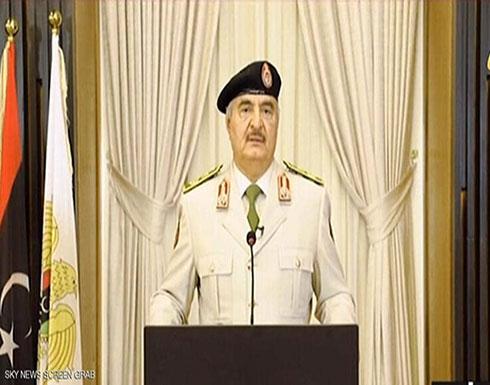 الجيش الليبي يعلن هدنة في طرابلس خلال عيد الأضحى