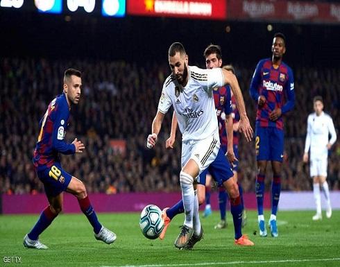 """ريال مدريد يزاحم برشلونة على صفقة """"المهاجم المنتظر"""""""