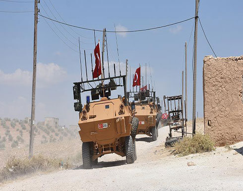 """الجيش التركي يسيّر الدورية المشتركة الثانية مع نظيره الأمريكي في """"منبج"""""""
