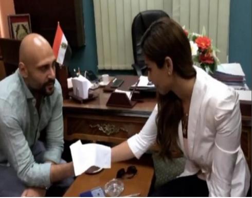 نجمة عربية تقيم حفل زفافها بعد شهر العسل.. من هي؟