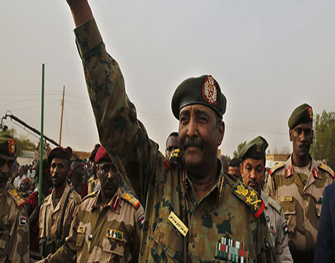 شاهد : البرهان يؤدي القسم رئيسا للمجلس السيادي السوداني غدا