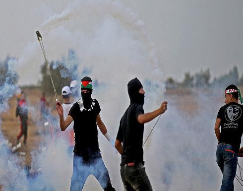 مواجهات مع الجيش الإسرائيلي في رام الله والخليل عقب صلاة الجمعة