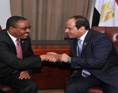 السيسي: مصر ستوقع 11 مذكرة تفاهم مع السودان