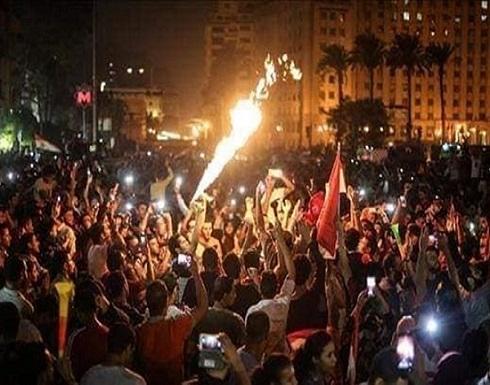 انتشار وسوم للحشد والتظاهر ضد السيسي على مواقع التواصل