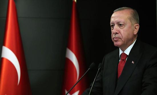 أردوغان: كورونا أثبت أن قوة الدول المتقدمة لا تكفي لمحاربته