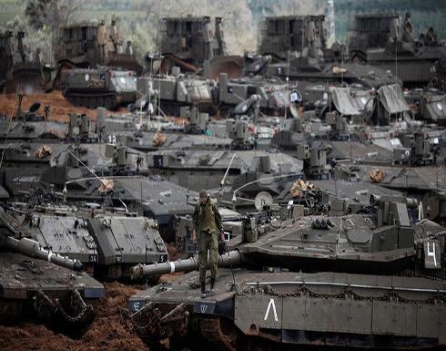 """الجيش الإسرائيلي يطلق """"عاصفة البرق"""" على الحدود اللبنانية اليوم"""