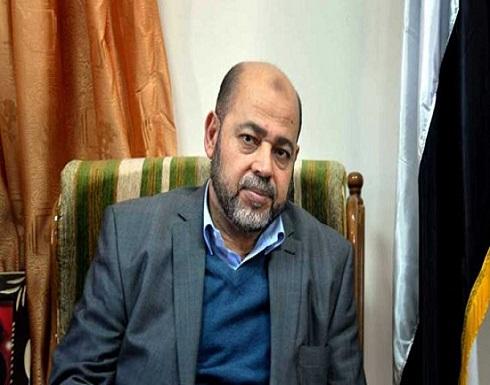 """أبو مرزوق: لا """"هدنة طويلة"""" ووعود مصرية بتسريع """"الإعمار"""" و""""المصالحة"""" مجمّدة"""