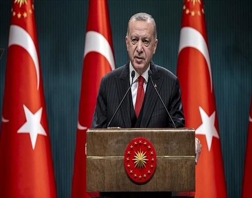أردوغان والبرهان يبحثان العلاقات الثنائية ودعوة للبرهان لزيارة تركيا