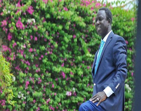وفاة المغني السنغالي ثيون سيك
