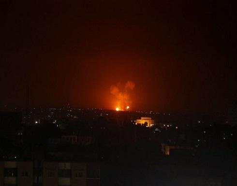 سماع دوي انفجار ضخم في مدينة درعا السورية