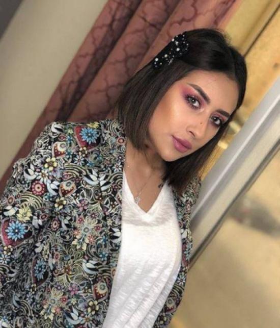 بالفيديو - فرح الهادي تتحدث عن تشوه في حاجبيها بسبب التجميل.. وهذا ردّ فعلها
