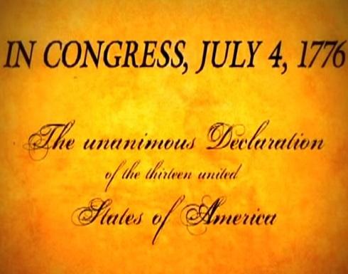 """فيسبوك """"يتلاعب"""" بوثيقة الاستقلال الأميركي!"""