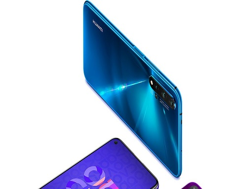 هواتف تتمتع بعمر مديد للبطارية منها  Huawei P30 Pro